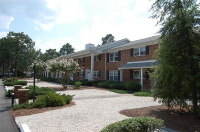 Southern Pines Condo/Townhouse For Sale: 353-C Driftwood Circle #C