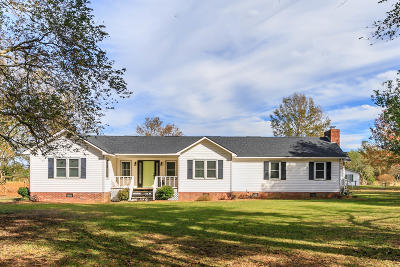 Single Family Home For Sale: 12301 Stewartsville Cemetery Road