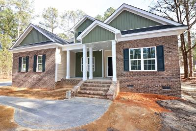 Pinehurst NC Single Family Home For Sale: $369,000