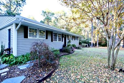 Southern Pines Single Family Home For Sale: 510 N Hale Street
