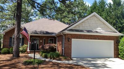 Pinehurst NC Single Family Home For Sale: $344,500