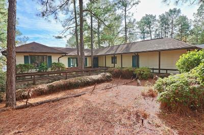 Seven Lakes, West End Single Family Home For Sale: 103 Scarlet Oak Drive
