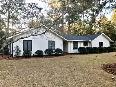 Moore County Single Family Home Active/Contingent: 925 N Ridge Street