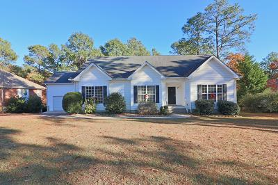 Whispering Pines Single Family Home Active/Contingent: 12 Pine Crescent Drive