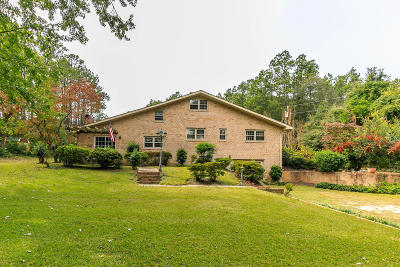 Southern Pines Multi Family Home Active/Contingent: 220 Midland Road
