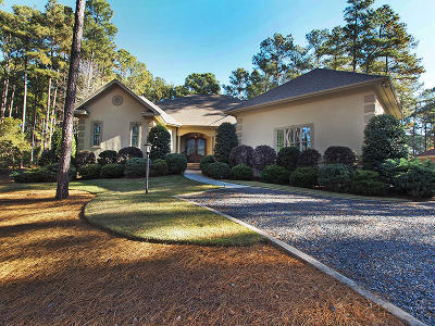 Pinehurst Single Family Home For Sale: 58 Greyabbey Drive