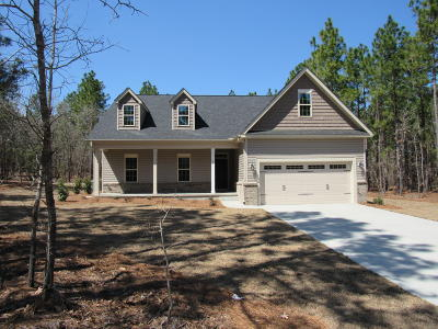 Foxfire NC Single Family Home For Sale: $298,500