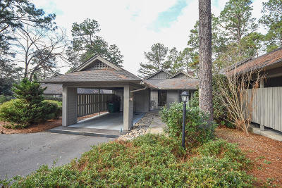 Pinehurst NC Condo/Townhouse For Sale: $260,000