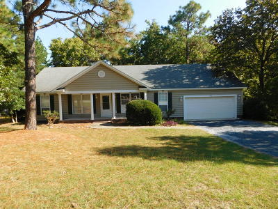 Pinehurst Rental For Rent: 100 Sugar Pine Drive