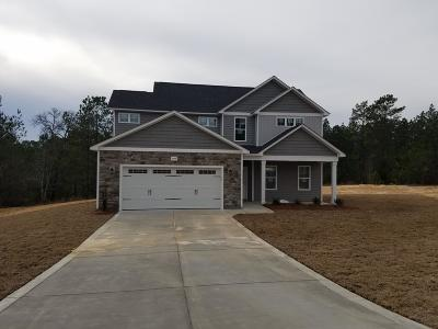 Aberdeen Single Family Home Active/Contingent: 1043 Hydrangea Drive