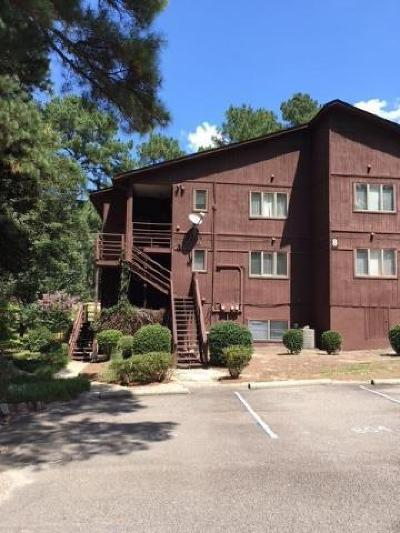 Southern Pines Condo/Townhouse For Sale: 804 Dover Street #804