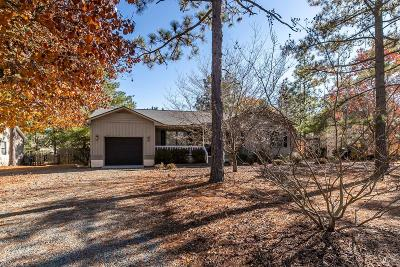 Pinehurst Single Family Home For Sale: 50 Vixen Lane