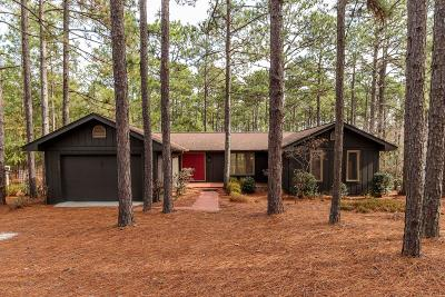 Pinehurst Single Family Home For Sale: 2460 SW Longleaf Drive