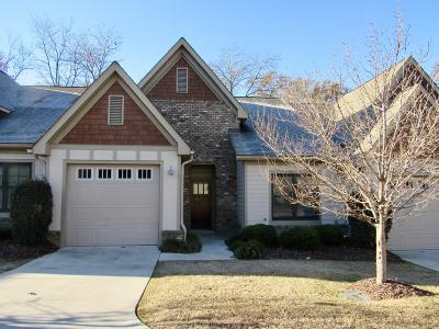 Southern Pines Condo/Townhouse Active/Contingent: 13 Elk Ridge Lane