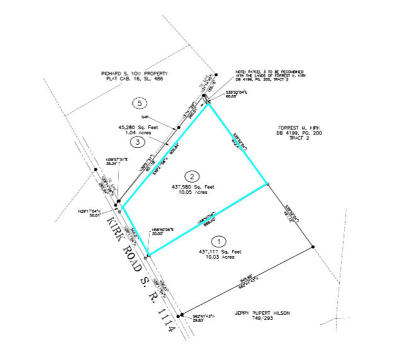 Residential Lots & Land For Sale: 345 Kirk Road