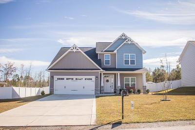Cameron Single Family Home For Sale: 312 Bandana Way