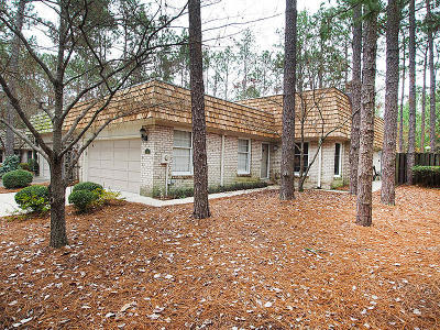Pinehurst Rental For Rent: 144 Deuce Drive