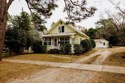 Southern Pines Single Family Home Active/Contingent: 745 N May Street