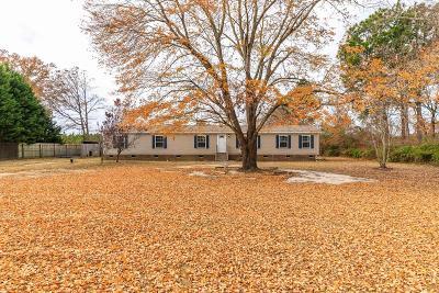 Aberdeen Single Family Home For Sale: 175 Flat Rock Lane