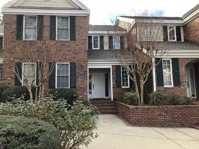 Southern Pines Condo/Townhouse For Sale: 1223 Sandmoore Drive