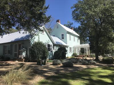 Southern Pines Farm For Sale: 389 Old Mail Road