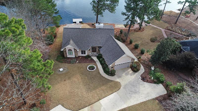Moore County Single Family Home Active/Contingent: 111 Wertz Drive