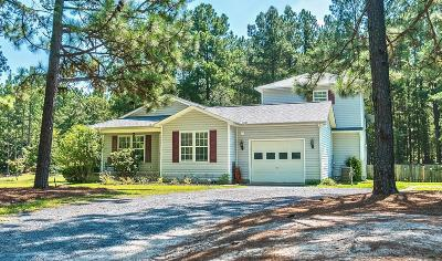 Seven Lakes, West End Single Family Home For Sale: 515 Holly Grove School Road