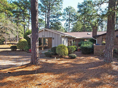 Southern Pines NC Condo/Townhouse For Sale: $185,000