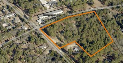 Residential Lots & Land For Sale: Murdocksville Road