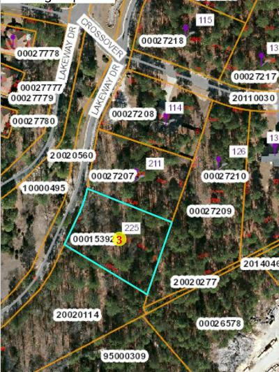 West End Residential Lots & Land For Sale: 225 Lakeway Drive