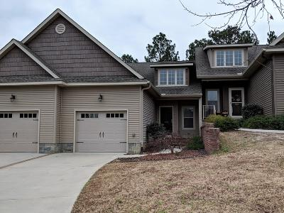 Southern Pines Condo/Townhouse Active/Contingent: 100 Cypress Circle