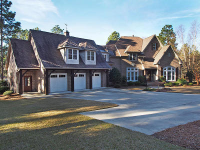 West End, Seven Lakes Single Family Home For Sale: 175 Rock Creek Way