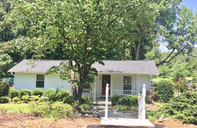 Southern Pines Single Family Home Active/Contingent: 166 N Connecticut Street