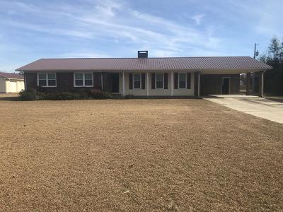 Jackson Springs Single Family Home Active/Contingent: 2371 Hoffman Road