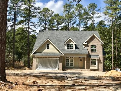 Southern Pines Single Family Home Active/Contingent: 2346 E Connecticut Avenue
