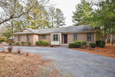 Pinehurst Single Family Home For Sale: 1410 Monticello Drive