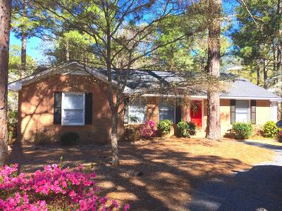 Moore County Rental For Rent: 2 Birdie Dr. Drive