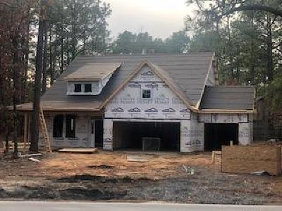 Southern Pines Single Family Home Active/Contingent: 940 Central Drive