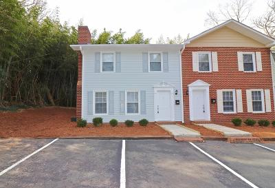 Southern Pines Condo/Townhouse For Sale: 477 N Ashe Street
