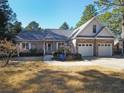Whispering Pines Single Family Home Active/Contingent: 124 Loden Drive
