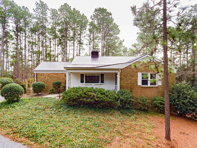 Moore County Rental For Rent: 1107 N Fort Bragg Road