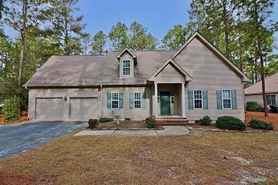 Pinehurst Single Family Home For Sale: 7 Pin Cherry Lane