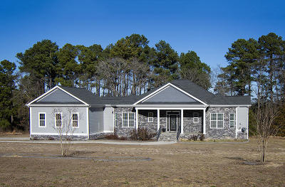 Moore County Single Family Home For Sale: 4887 Beulah Hill Church Road