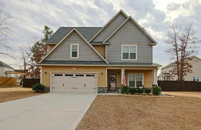 Cameron Single Family Home Active/Contingent: 497 N Prince Henry Way Way