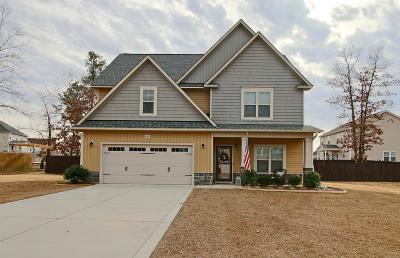 Cameron Single Family Home For Sale: 497 N Prince Henry Way Way