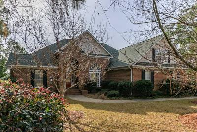 Fayetteville Single Family Home Active/Contingent: 509 Captains Place
