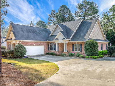 Seven Lakes, West End Single Family Home For Sale: 104 Dickerson Drive