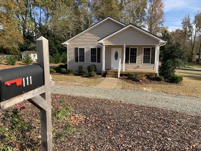 Carthage Rental For Rent: 111 Morgan Street