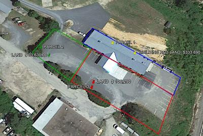 Moore County Commercial For Sale: 155 Hall Avenue