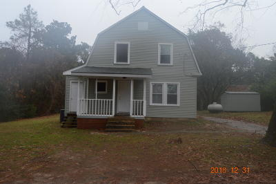 Moore County Rental For Rent: 118 N Vermont Avenue Avenue